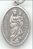 Our Lady of Prompt Succor  Medal - Discount Catholic Store