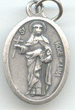 Rose of Lima  Medal - Discount Catholic Store