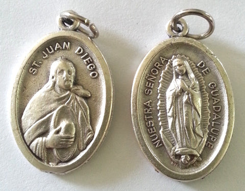 St. Juan Diego / OL Guadalupe - Pack of 25