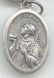 St. Stephen  Medal - Discount Catholic Store