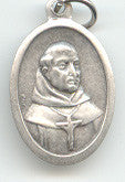 Father Serra  Medal - Discount Catholic Store