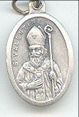 St. Valentine  Medal - Discount Catholic Store