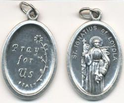 St. Ignatius of Loyola  Medal - Discount Catholic Store