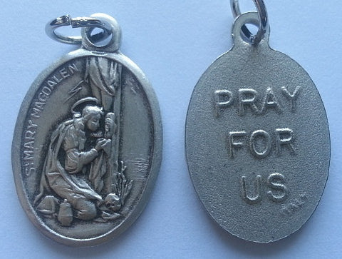 St. Mary Magdalene  Medal - Discount Catholic Store