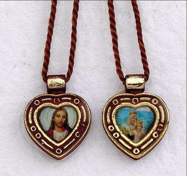 Heart Scapular - Discount Catholic Store