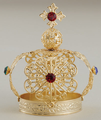 12 Inch Statue Crown