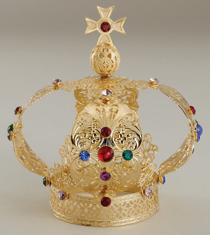 24 Inch Statue Crown
