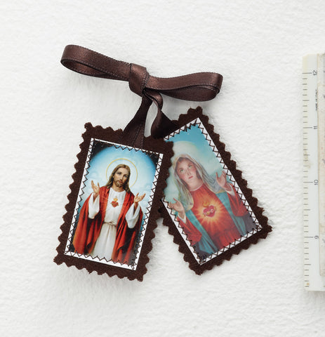 Sacred Heart of Jesus & Immaculate Heart of Mary - Discount Catholic Store