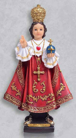 Infant of Prague Resin Statue