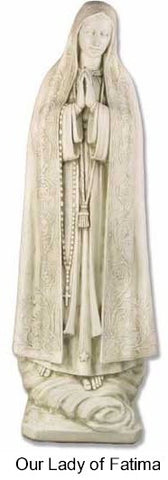 Our Lady of Fatima with Children Statues - Lifesize - Discount Catholic Store
