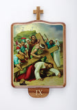 "Stations of the Cross Set 7.25"" - Discount Catholic Store"