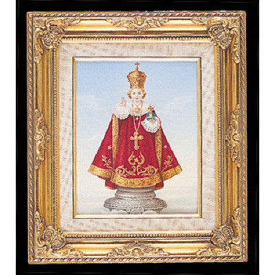 Infant of Prague  Framed Art