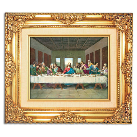 Last Supper  Framed Art