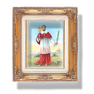 St. Raymond  Framed Art