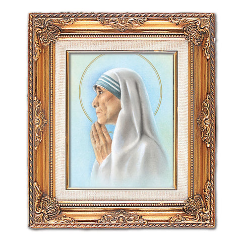 St. Mother Teresa  Framed Art