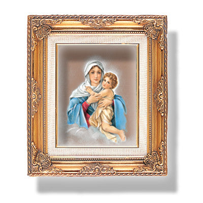 Our Lady of Schoenstatt  Framed Art