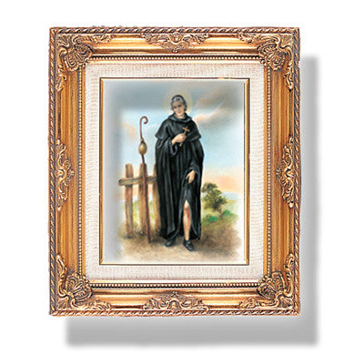 St. Peregrine  Framed Art