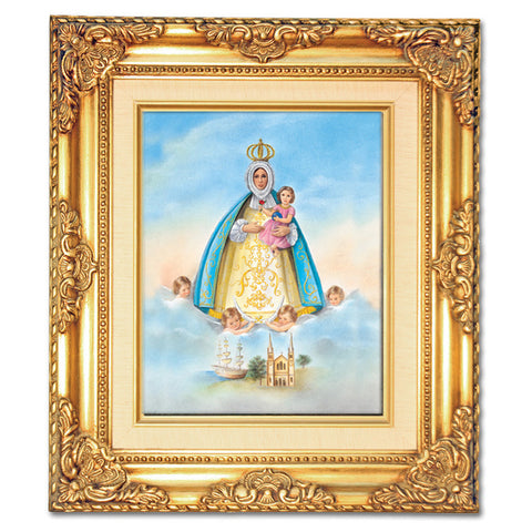 Our Lady de Regla  Framed Art