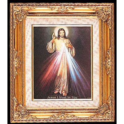 Divine Mercy  Framed Art