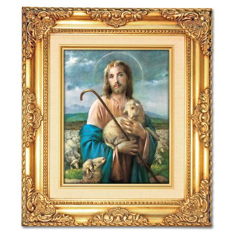Good Shepherd  Framed Art