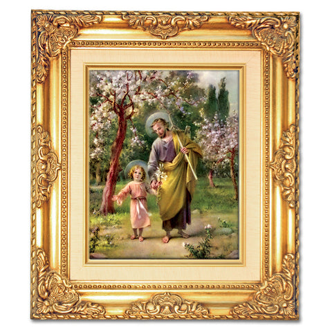 St. Joseph  Framed Art
