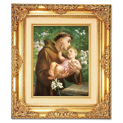 St. Anthony  Framed Art