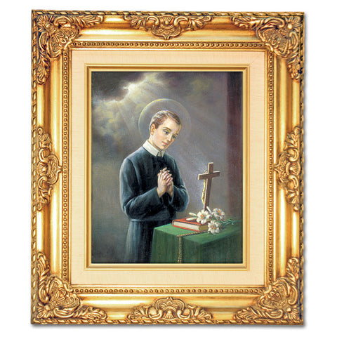 St. Gerard Framed Art