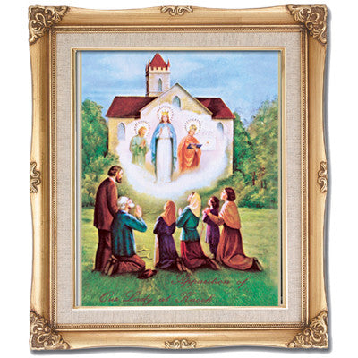 Our Lady of Knock  Framed Art