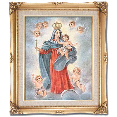 Our Lady of the Angels  Framed Art