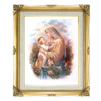 Madonna and Child  Framed Art