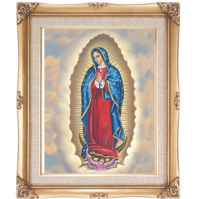 Our Lady of Guadalupe  Framed Art