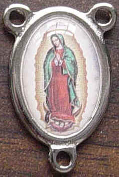 Our Lady of Guadalupe Rosary Center - 12 Pack