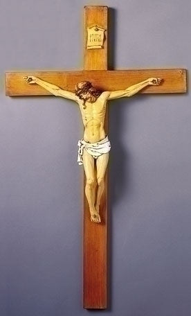 "40"" Fontanini Crucifix - Discount Catholic Store"