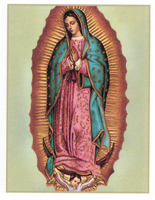 Our Lady Of Guadalupe Specialty Items Discount Catholic Store