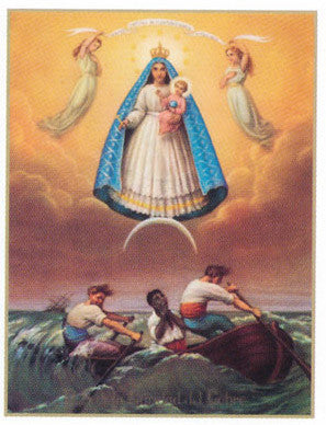 Our Lady of Charity del Cobre Poster