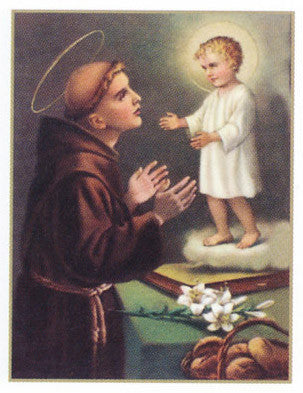 St. Anthony Poster