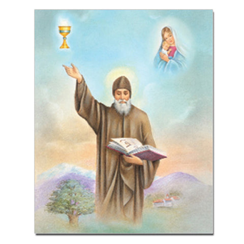 St. Charbel Poster