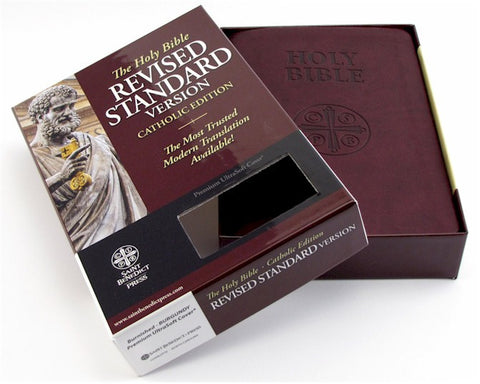 Revised Standard Version ~ Catholic Edition ~ Bible