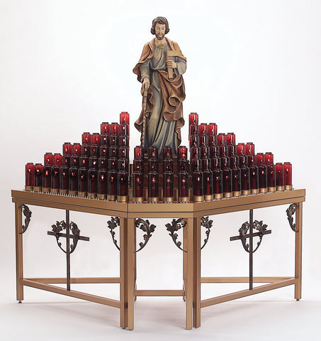 Electronic Votive Stand - Discount Catholic Store