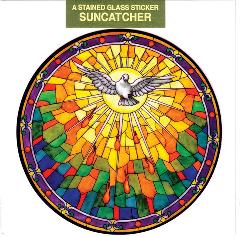 Holy Spirit Suncatcher