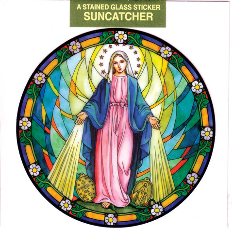 Our Lady of Grace Suncatcher