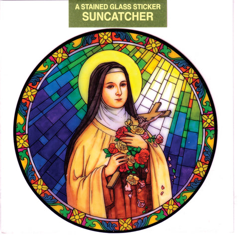 St. Therese Suncatcher