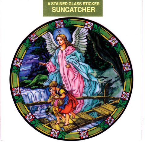 Guardian Angel Suncatcher