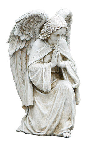 Angel Praying Outdoor Statue