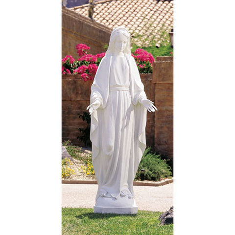 Our Lady of Grace 60 Inch Statue - Discount Catholic Store