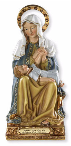 "8"" Our Lady of Divine Providence Statue - Discount Catholic Store"