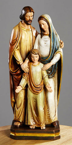 "12"" Holy Family Statue - Discount Catholic Store"