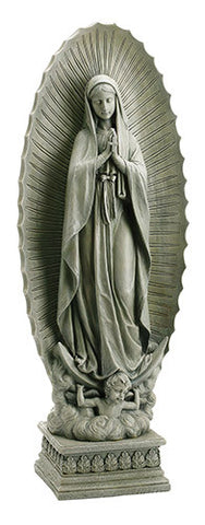 Our Lady of Guadalupe Outdoor Statue