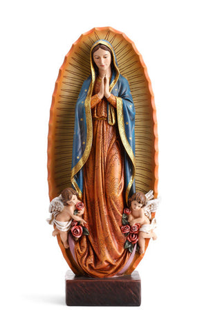 "24"" Our Lady of Guadalupe Statue - Discount Catholic Store"