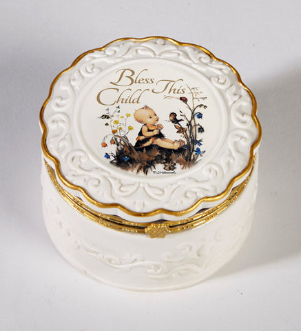 Hummel Keepsake Box - Discount Catholic Store